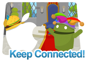 Keep Connected!