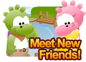 Meet New Friends!